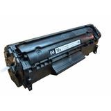 Recarga De Cartucho Toner Laser Hp 85a 78a 35a 36a 83a 12a