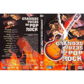 Dvd Lacrado Grandes Vozes Do Pop Rock Janis Joplin Joe Cocke