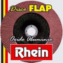 Disco Flap Rhein Para Pulido Metal Madera Sacar Pintura Y +