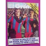 El Grafico N° 2862 Año 1974 Poster: Talleres Cba Boca Menott
