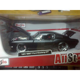Maisto 1967 Ford Mustang Gt All-stars 1:24