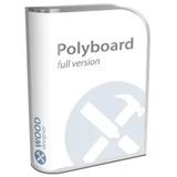 Polyboard 6.01g Pro-pp Para Crear Y Desglosar Muebles