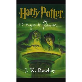 Livro Harry Potter E O Enigma Do Príncipe Novo Frete Grátis
