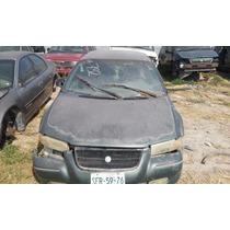 Precasa Yonke Chrysler Cirrus 98 Para Partes Desarmar Piezas