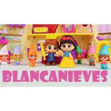 Muñeca Pinypon Blancanieves Y Los 7 Enanitos Con Príncipe