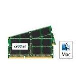 Actualizaciones De Memoria Ram 8gb Kit (4gbx2) Ddr3l Pc Mhz