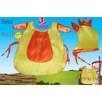 Disfraces Pollito Vaca Coneja Gatito