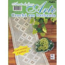 Artesanato - Arte De Fazer Arte Bicos Crochê Nº 8