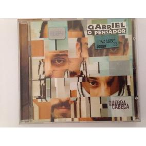 Cd Gabriel O Pensador