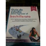 Guia Conamat Comipems Bachillerato