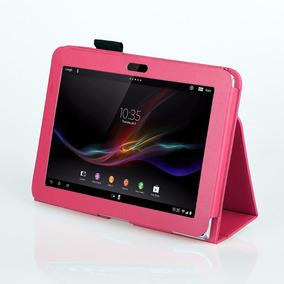 Funda Para Tablet Sony Xperia Z - Color Rosa