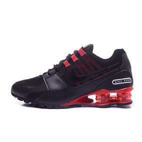 Zapatillas Nike Air Modelo Shox Avenue Capsula De Aire Talón