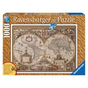 Rompecabezas Ravensburger Puzzle 1000 Piezas Modelos 14