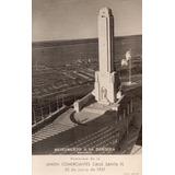 Postal Rosario - Monumento