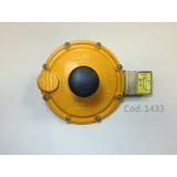 Galea - Regulador Para Gas Natural Directo De 20m3/hora