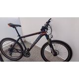 Bicicleta Mosso Con Suspensión De Aire