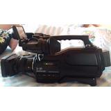 Câmara Filmadora Sony Hd Mc2000 64gb