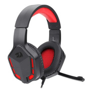 Auricular Gamer Redragon H220 Themis Pc Ps4 Ps5 Xbo Gaming