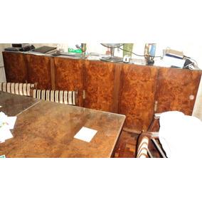 Mueble Para Comedor Puertas De Vidrio - Juegos de Comedor Antiguos ...