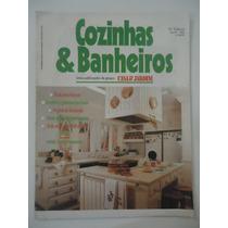 Cozinhas & Banheiros #456a Ano 1993 Publicação Casa & Jardim