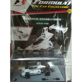 N°16 - F1 Salvat - Lole - Brabham Bt44b - 1975 - Carlos Pace