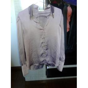 Camisa De Cetim