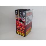 Dragon Ball 3 Películas Vhs En Caja De Colección