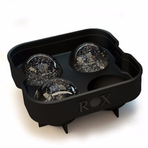 Charola Para Hielo Esférico Rox Esferas De Hielo De 4x4.5 Cm
