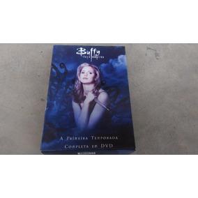 Dvd Buffy A Caça Vampiros - Primeira Temporada Dublado