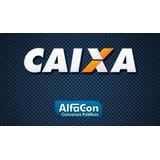 Curso-concurso Caixa Economica Federal - Cef - Alfacon 2017