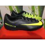 Tenis Futbol Nike Mercurial Vapor Cr7 100%original D Niño