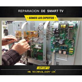 Venta Y Reparación De Fuentes Y Tarjeta T Com De Smart Tv
