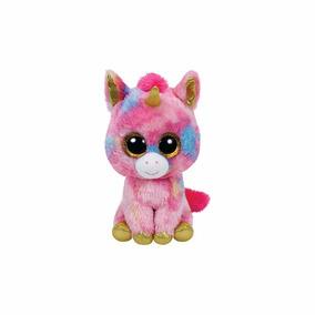 Peluches Ty Beanie Boos Unicornio Fantasia 15cm Original