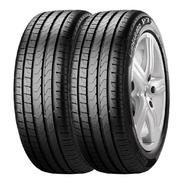 Combo X2 Neumaticos Pirelli 215/50r17 P7 Cinturato 91w Cuota