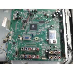 Placa Principal Tv Philips Mod:26pfl3404/78 Original