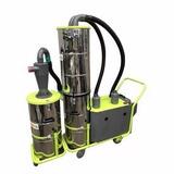 Aspiradora Para Toner Turbion P/4 Puestos De Trabajo 6 Hp