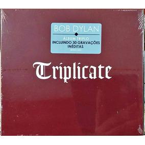 Cd Bob Dylan - Triplicate (2017) Cd Triplo - Lacrado