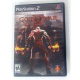 God Of War 2 Edicion 2 Discos Ps2 Usado