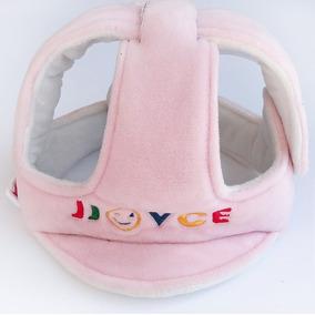 Capacete De Proteção Para Bebê Engatinhar Pronta Entrega