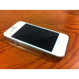 Iphone 4 16 Gb. Excelentes Condiciones. Funciona Al 100%.