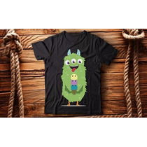 Monstrinho Green- Black Monster