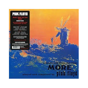 Lp-pink Floyd-music From The Film-more
