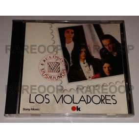 Los Violadores Compilado Ok Musimundo (cd) (brasil) G1