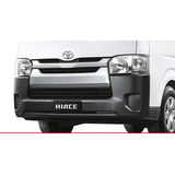 Financiamiento Toyota Hiace 2017 - 0 Km