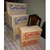 Caja Alfajor Capitán Del Espacio $11 C/u (ver Descripción)