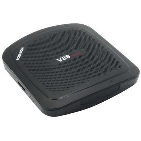 Tv Box V88 Mini 2, Wifi, Puertos Usb, Micro Sd, Hdmi, Rca
