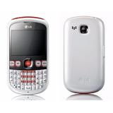 Celular Lg C300 Branco E Laranja, Mp3, Bluetooth