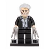 Logan Wolverine Velho Filme Xmen Compativel Lego Marvel