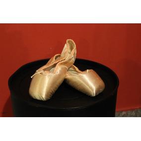 Zapatillas De Punta Ballet Coppelia Il. Importadas España
