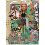 Nueva Monster High Garden Ghouls Treesa Thornwillow 2017
